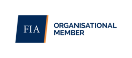 Fundraising Institute of Australia Organisational Member logo